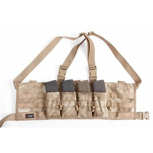 Lightweight AR Chest Rig